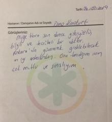 Ankara ilinde güvenerek gidilebilecek en iyi doktorlardan.